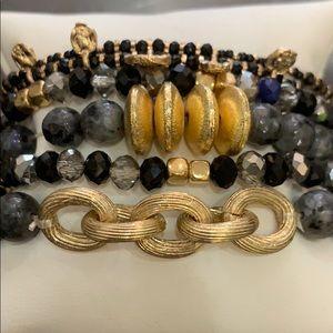 Jewelry - Custom Stack Set of 5 Bracelets